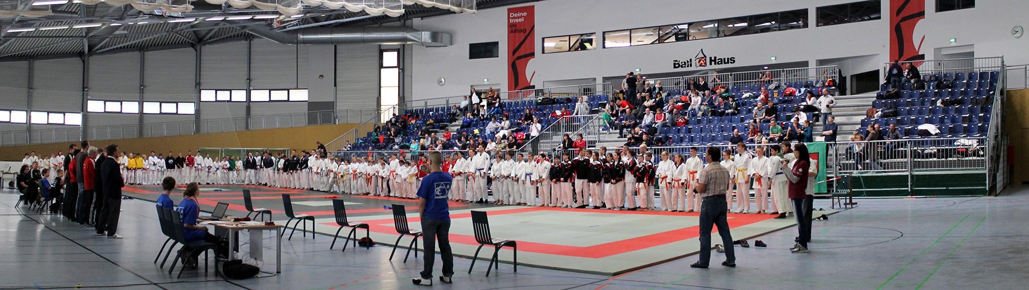 Ballhaus Aschersleben, Gruppenmeisterschaft Ost 2012